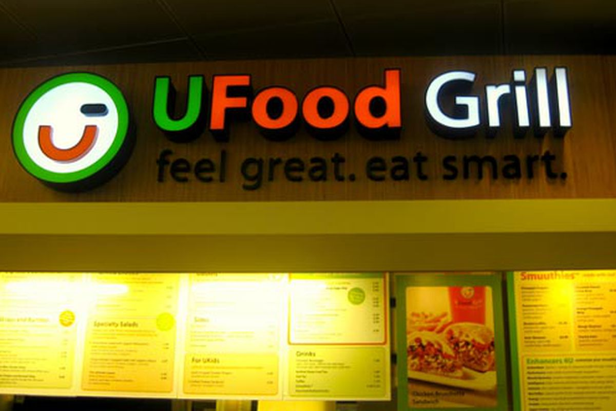 ufood grill bankruptcy