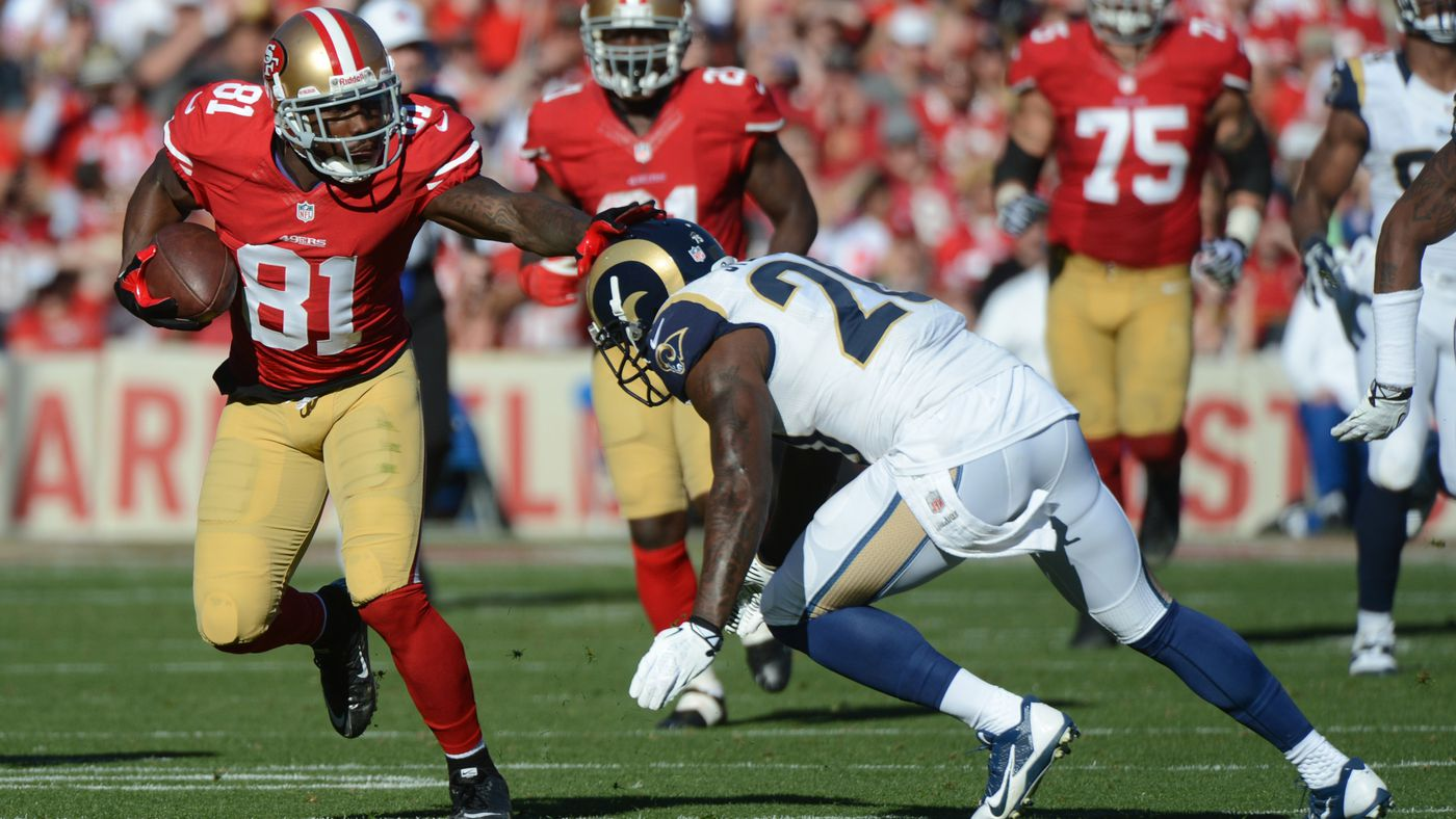 Rams vs. 49ers 2013 results: San Francisco makes quick work of St. Louis