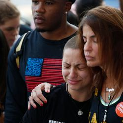 The Parkland students-turned-activists have become national voices. | Jim Young/Getty Images