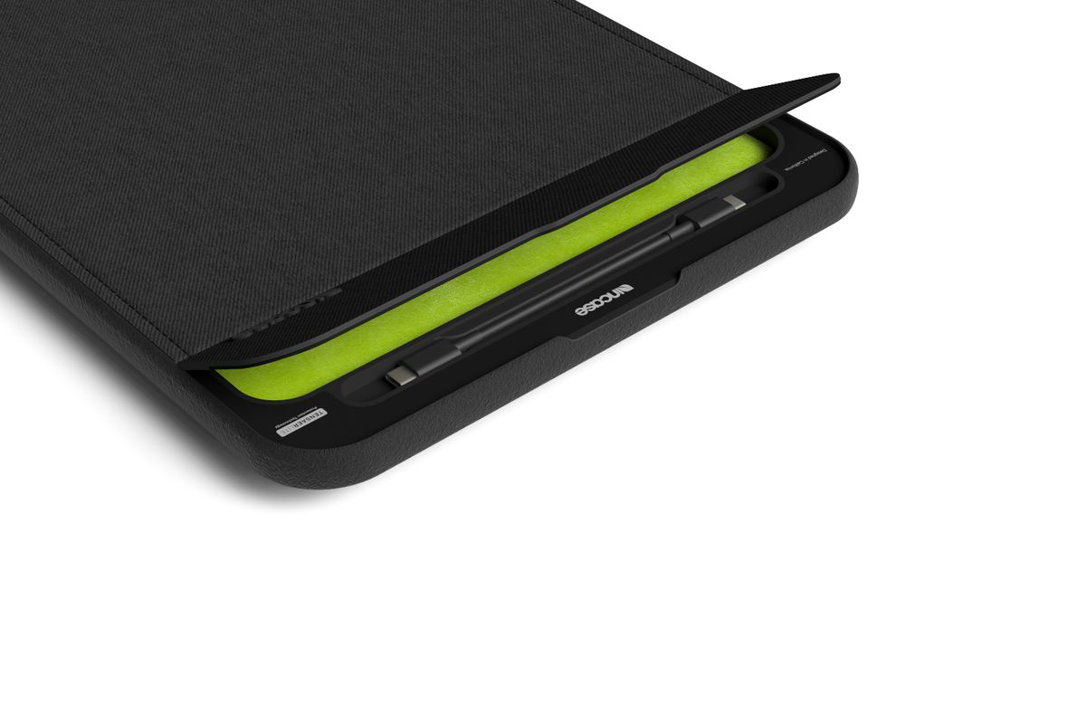 info for fd920 ccdef Incase's new MacBook Pro sleeve has a battery pack, but it still can ...