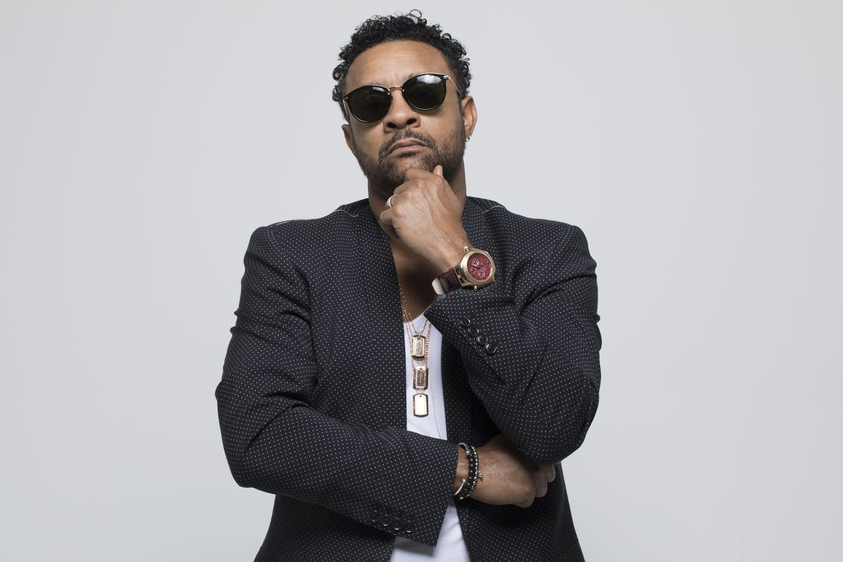 As Shaggy's music matures, he still wants to offer a melodic escape