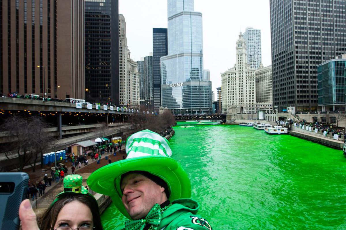 Chicago St Patrick S Day Festivities Make It The Best City