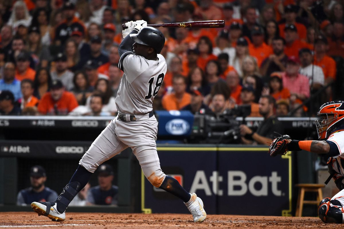 2019 ALCS Game 6 - New York Yankees v. Houston Astros