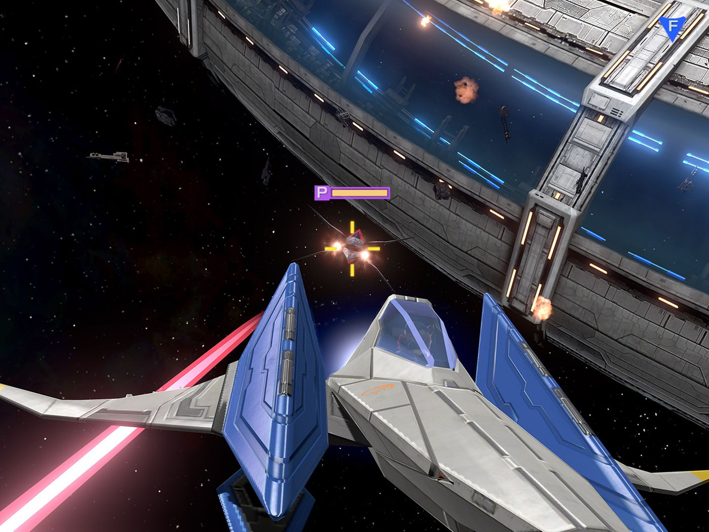 Nintendo and Platinum Games are working together on Star Fox