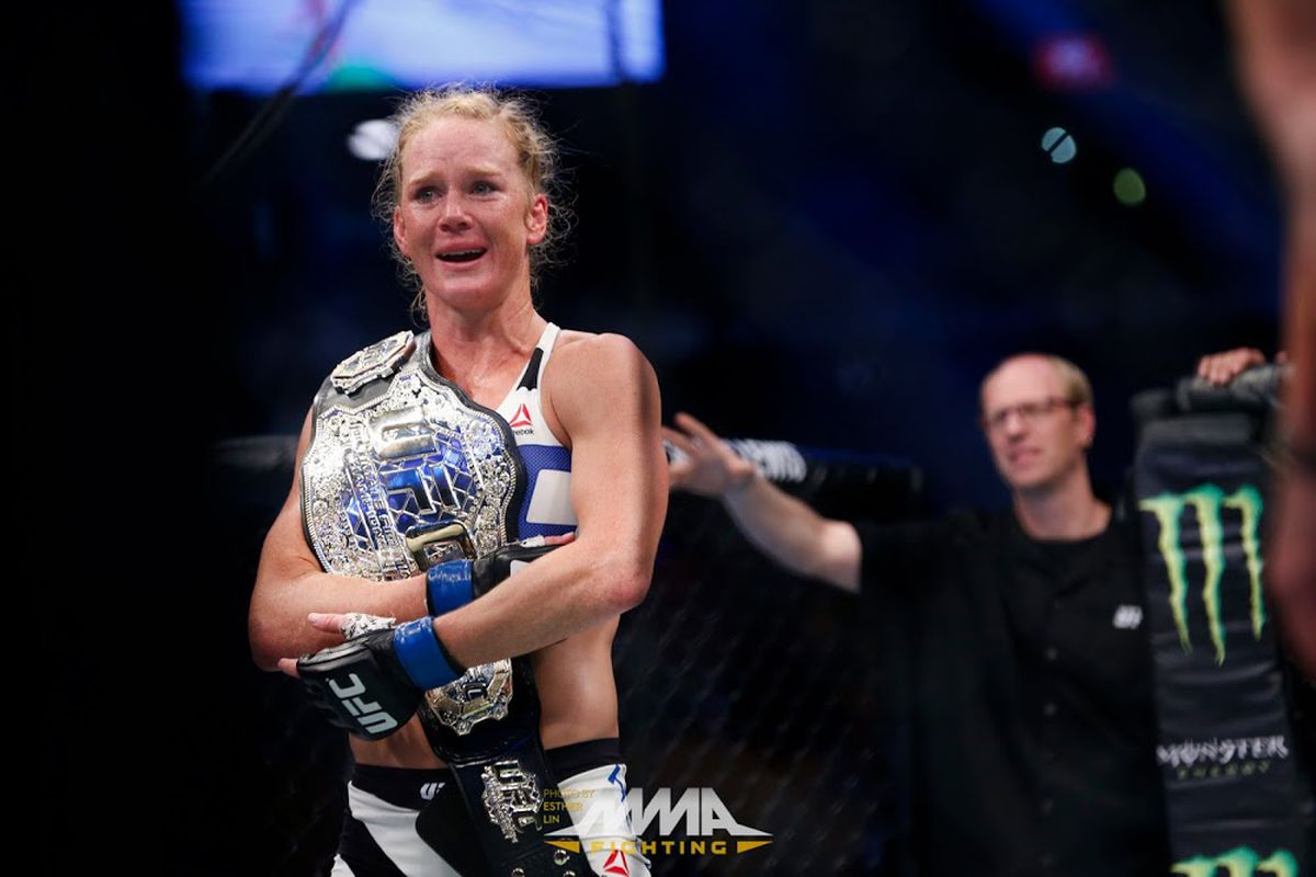 UFC 193: 'Rousey vs. Holm,' Th...
