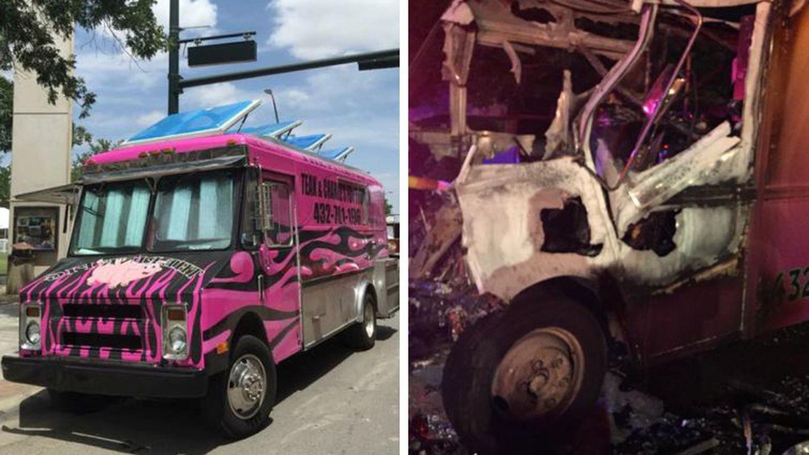 Austin Cajun Food Truck