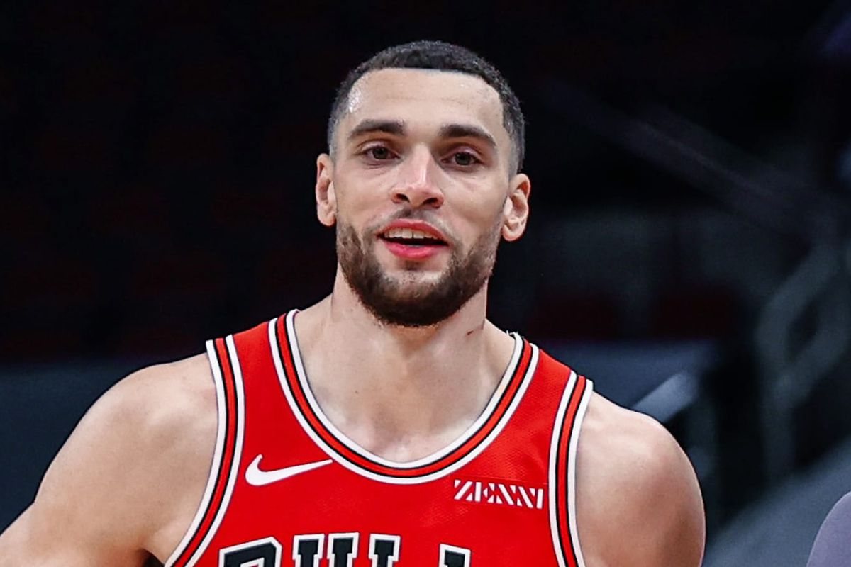 The Bulls' Zach LaVine is among the 57 players under consideration for the U.S. Olympic basketball team.