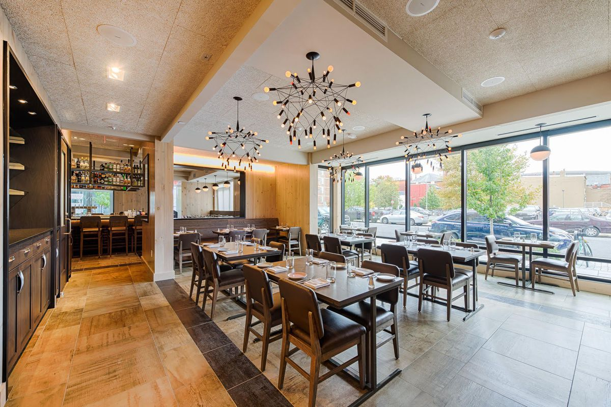 Convivial French American Restaurant Starts Serving Lunch