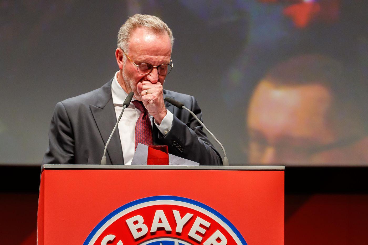 End of an era: Karl-Heinz Rummenigge steps down as Bayern Munich CEO -  Bavarian Football Works