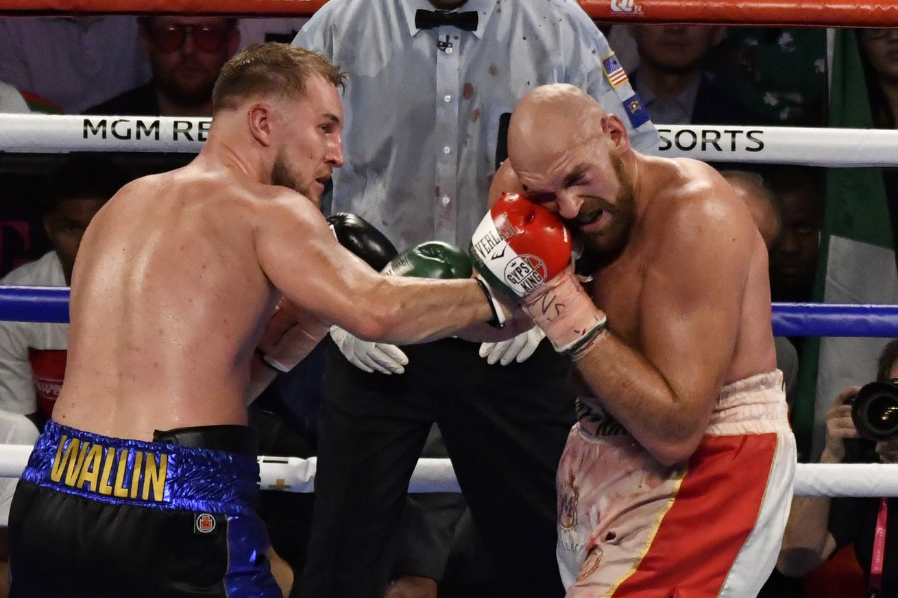 1174778689.jpg.0 - With Wilder apparently out, Wallin wants Fury rematch on Dec. 5