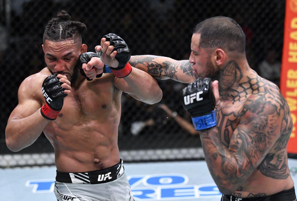 UFC Fight Night: Lee v Rodriguez