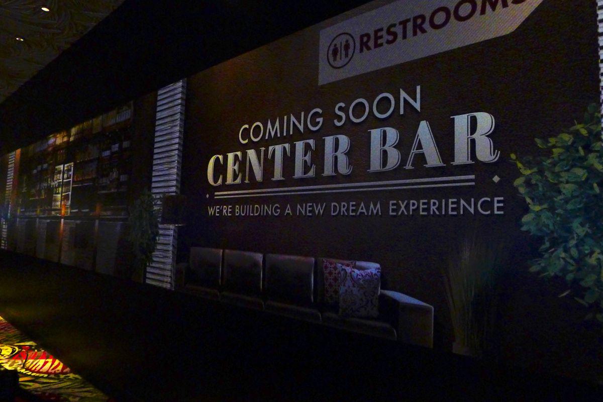 Mirage Center Bar