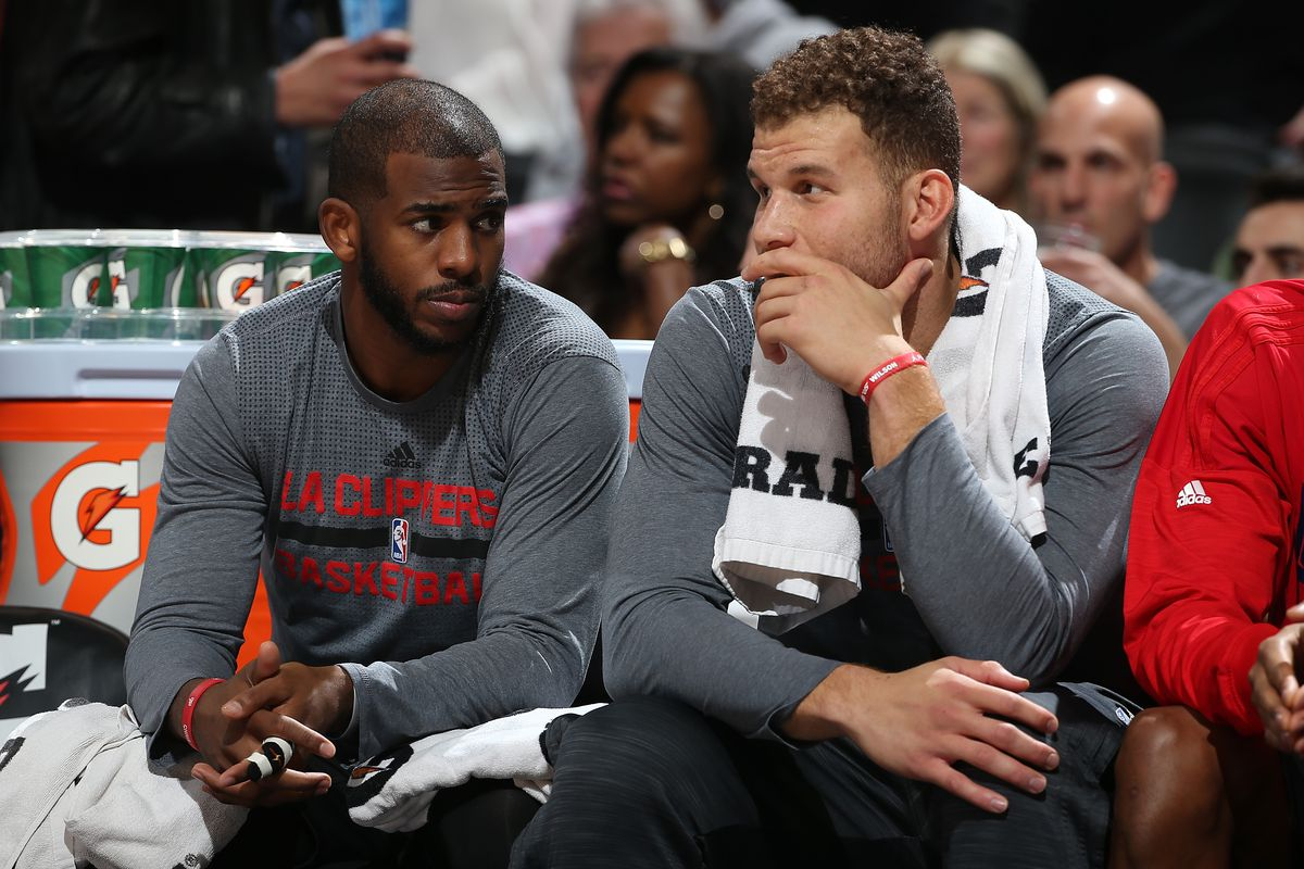 Chris Paul, Blake Griffin decline options, hit free agency