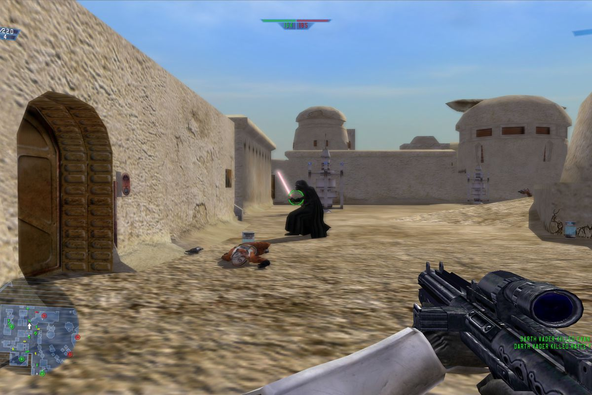 Star Wars Battlefront — the original one — comes to PC on
