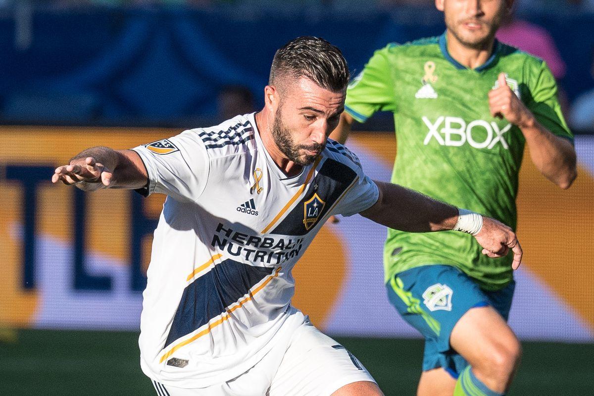 MLS Soccer - Los Angeles Galaxy v Seattle Sounders