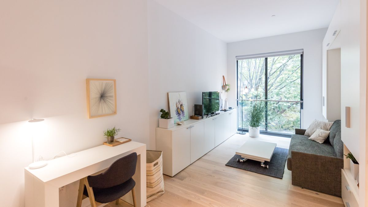 What it's really like to live in NYC's first micro-unit building