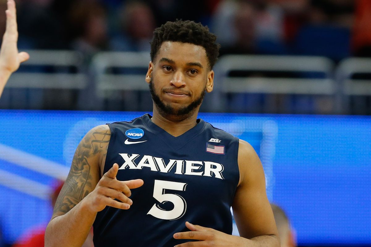 f68b7803c Trevon Bluiett Arrested on Drug Charges - Banners On The Parkway