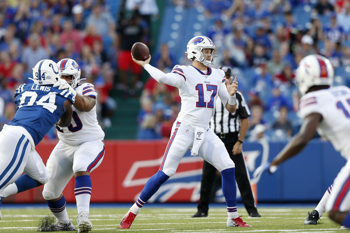 Colts Vs Bills Wild Card Round Game Time Tv Schedule Radio Info And More Stampede Blue