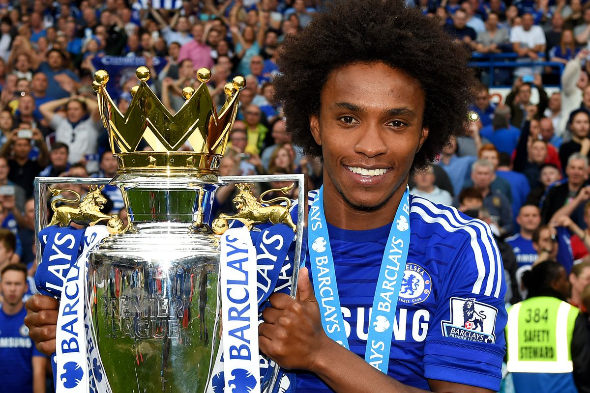 Official: Willian signs with Arsenal - We Ain't Got No History