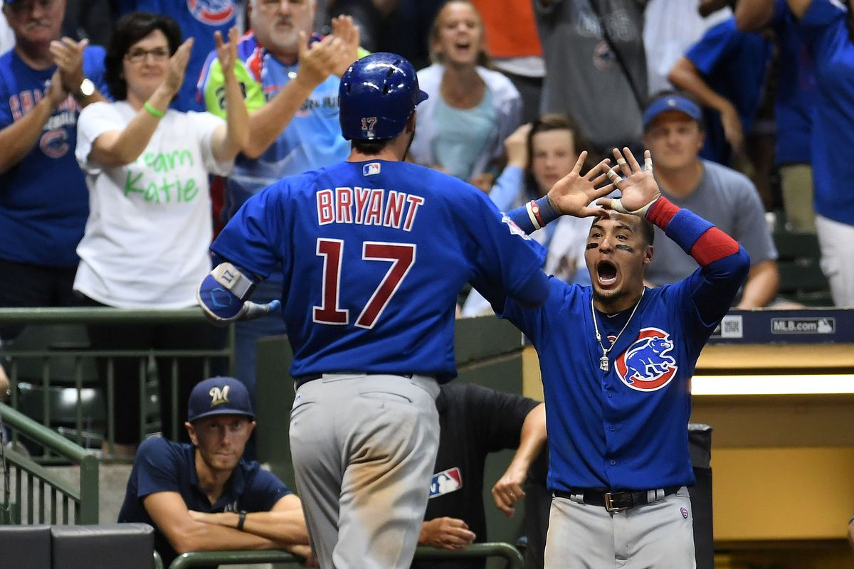 Cubs at Brewers — Preview