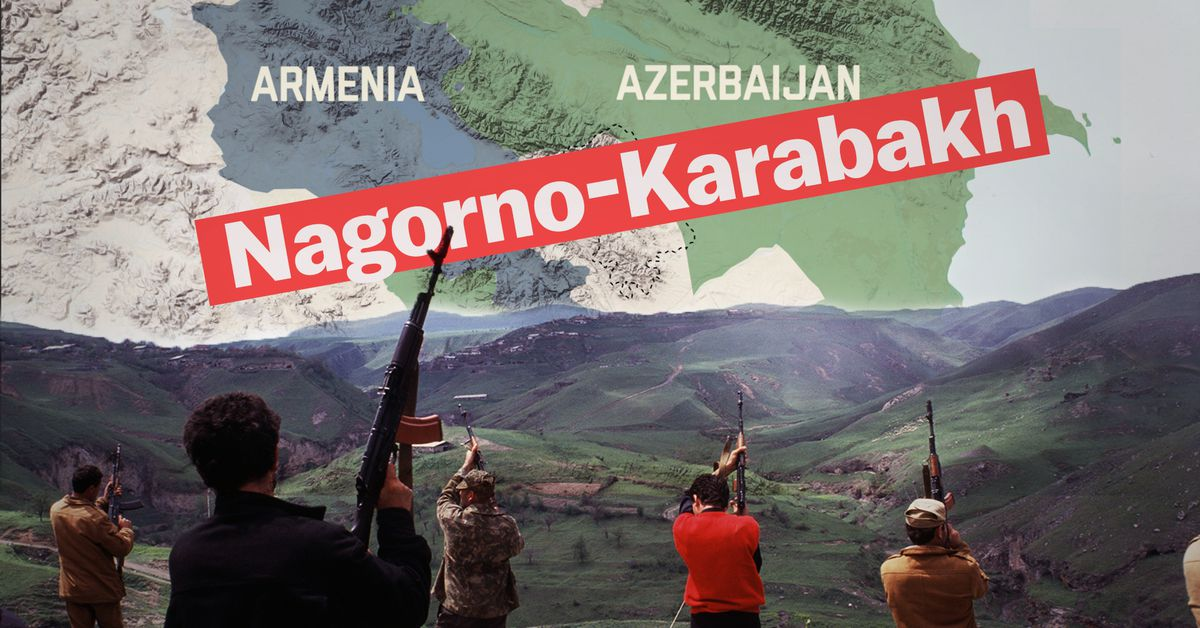 www.vox.com: The Armenia and Azerbaijan war, explained