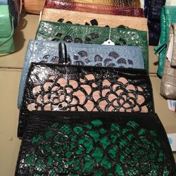 Clutches, $1200