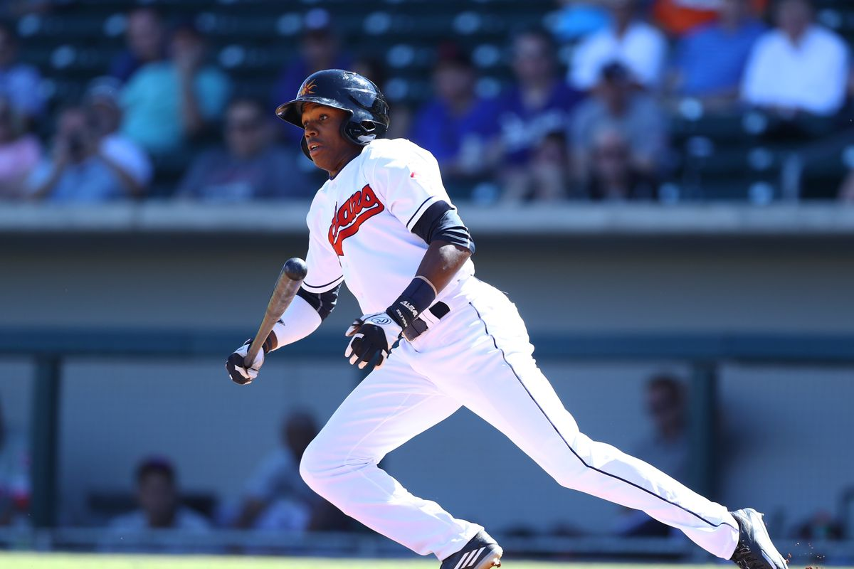 Minor League Baseball: Arizona Fall League-Scottsdale Scorpions at Mesa Solar Sox