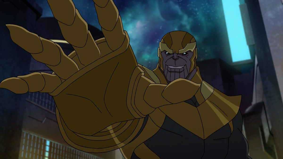 "Disney XD's ""Marvel's Guardians of The Galaxy"" - Season One"
