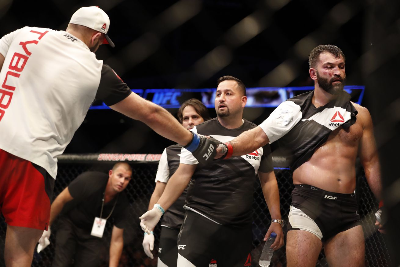 Monday Morning Hangover: What's next for Andrei Arlovski after suffering fifth straight loss?