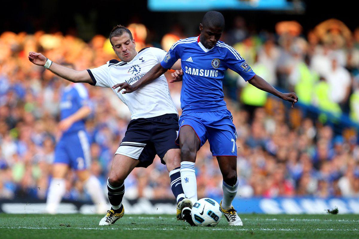 Tottenham Hotspur Vs. Chelsea FC: Match Report - Cartilage ...