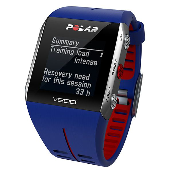 The Polar V800 is the company's most advanced multi-sport, GPS watch — and a worthy runner-up to the Garmin FR920XT.