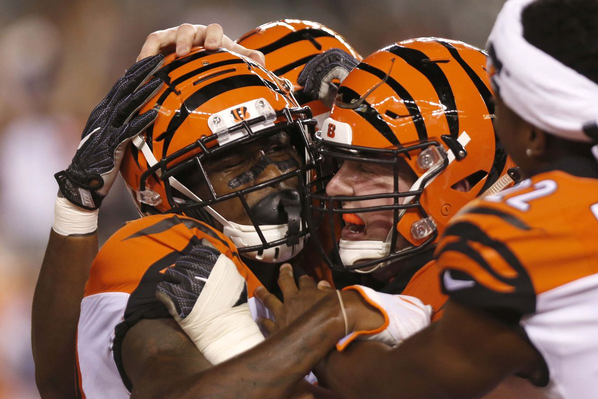 28558943 What we learned from the Bengals' preseason win over the Bears ...