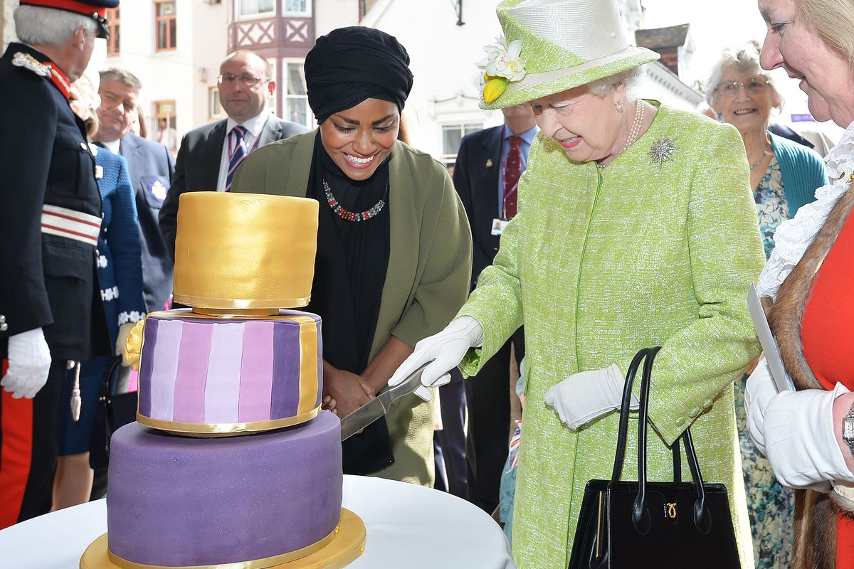 The Queens Birthday Cake Starbucks Opens New Express Store Eater
