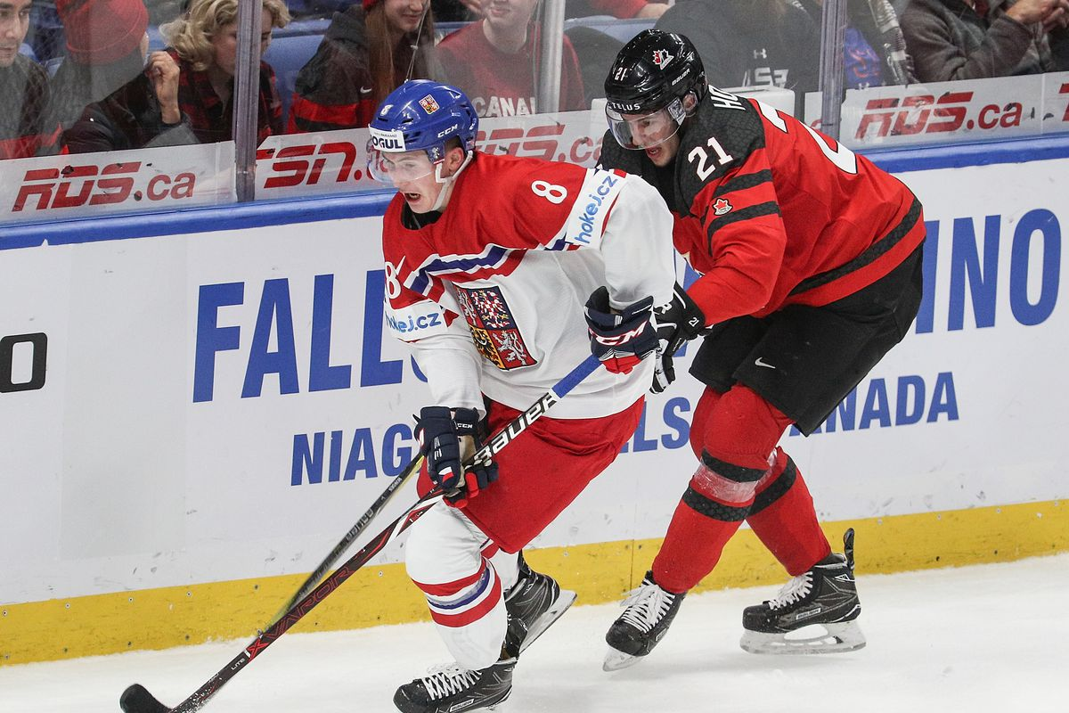 Czech Republic v Canada: Semifinals - 2018 IIHF World Junior Championship