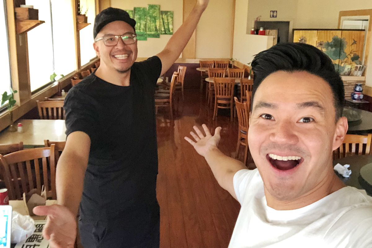 Wong Fu YouTube Star Gets Into Boba Game with San Gabriel