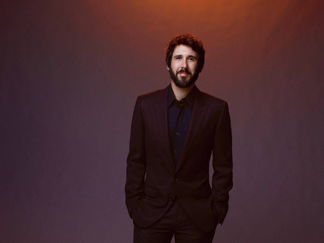 'Now is not the time for silence': Inside Josh Groban's musical awakening during the pandemic