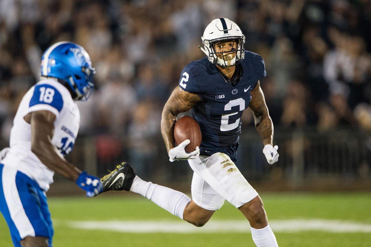 NCAA Football: Georgia State at Penn State