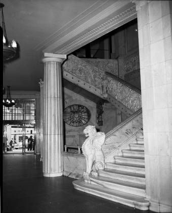 The Candler Building lobby