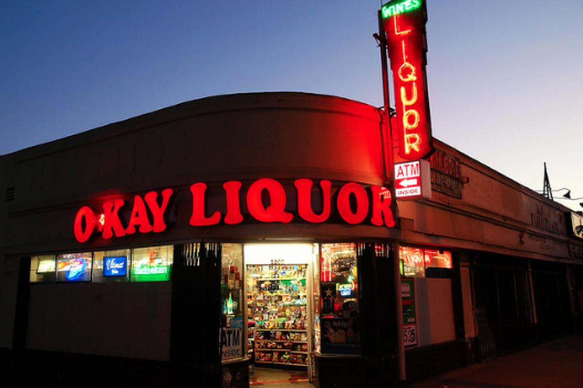 Okay Liquor, Mid-City.