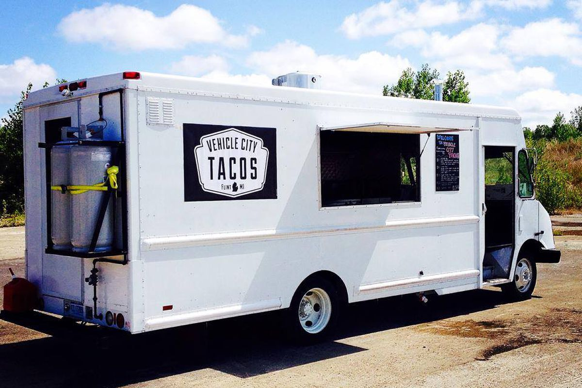 Vehicle City Tacos.