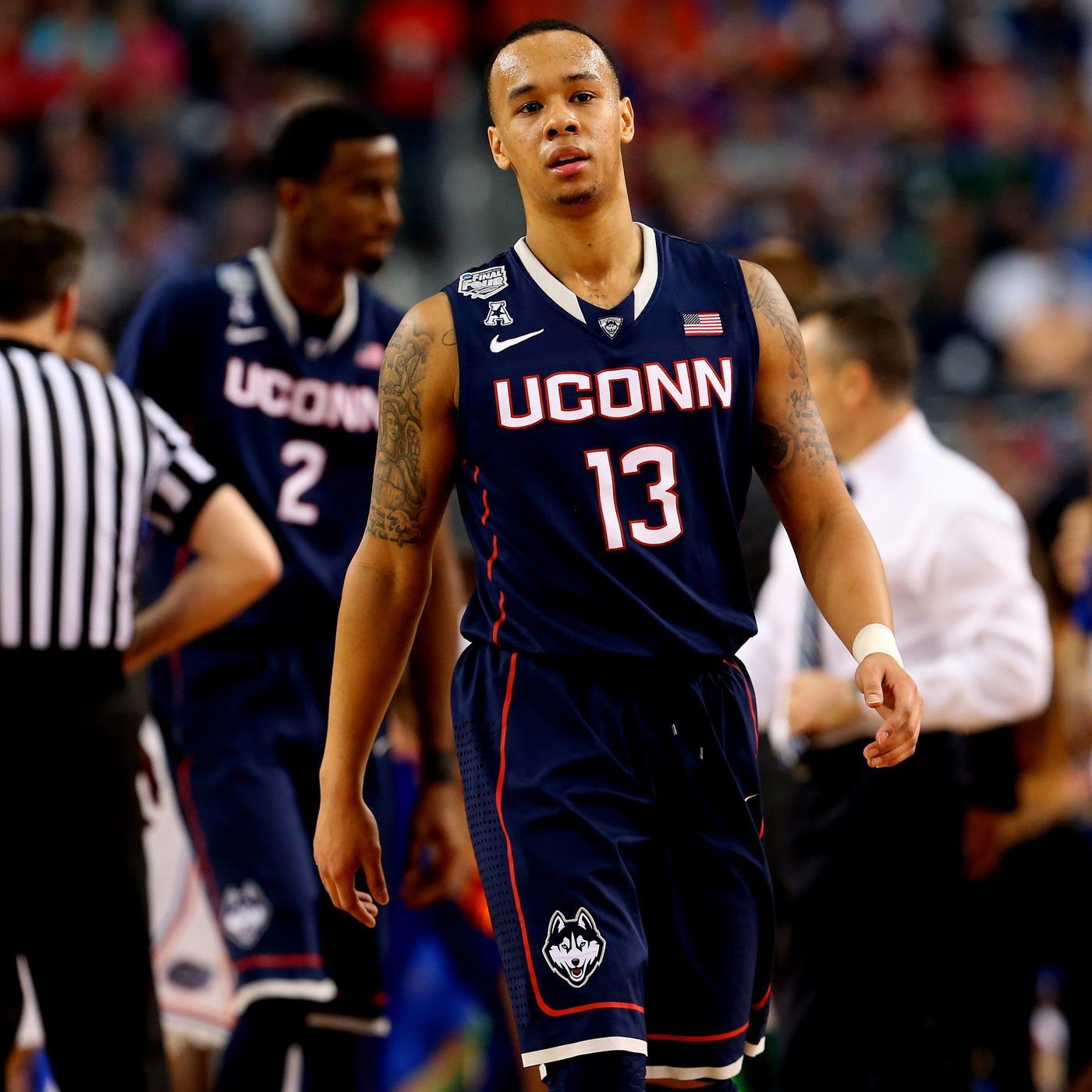 a91abc13 Shabazz Napier: 'There's hungry nights where I'm not able to eat ...