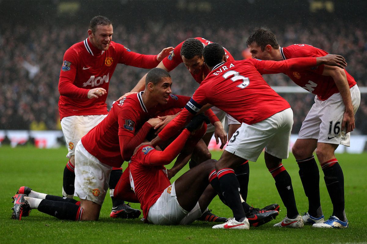 4 or more of these celebrations would be fantastic (City +50 GD | United +46 GD)
