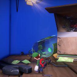 Luigi's Mansion 3 8F green gemlocation