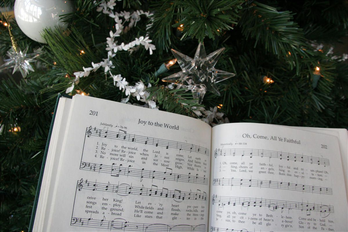 Lds Christmas Hymns.History Of Christmas Carols In The Lds Hymnbook Deseret News
