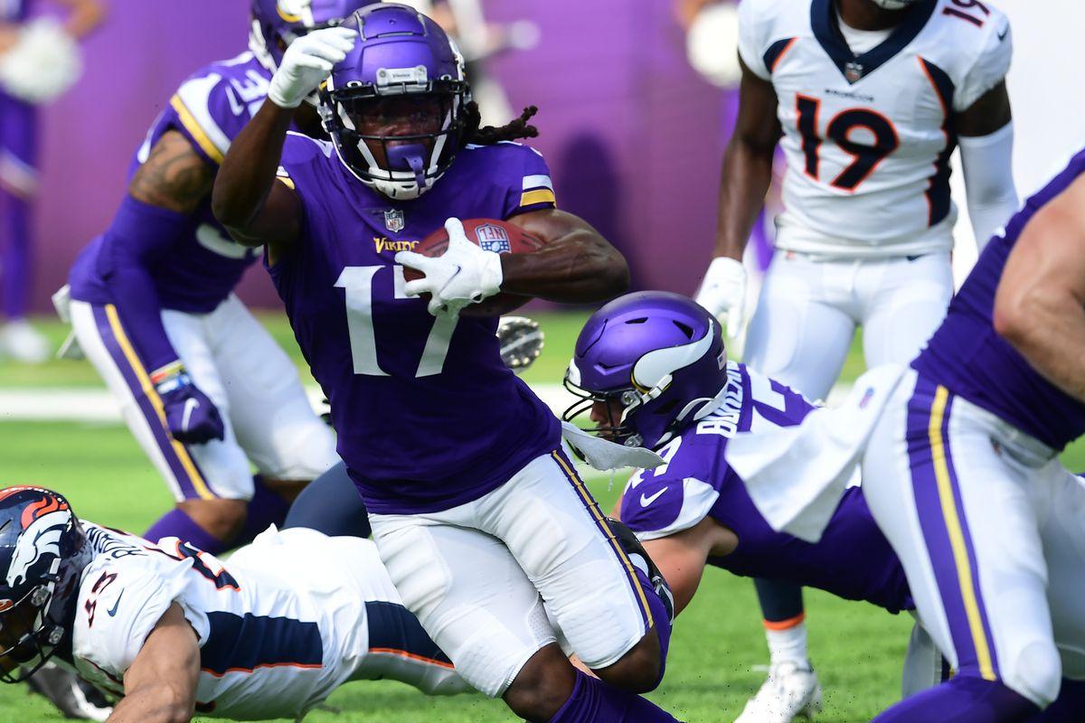 Denver Broncos v Minnesota Vikings preseason NFL football