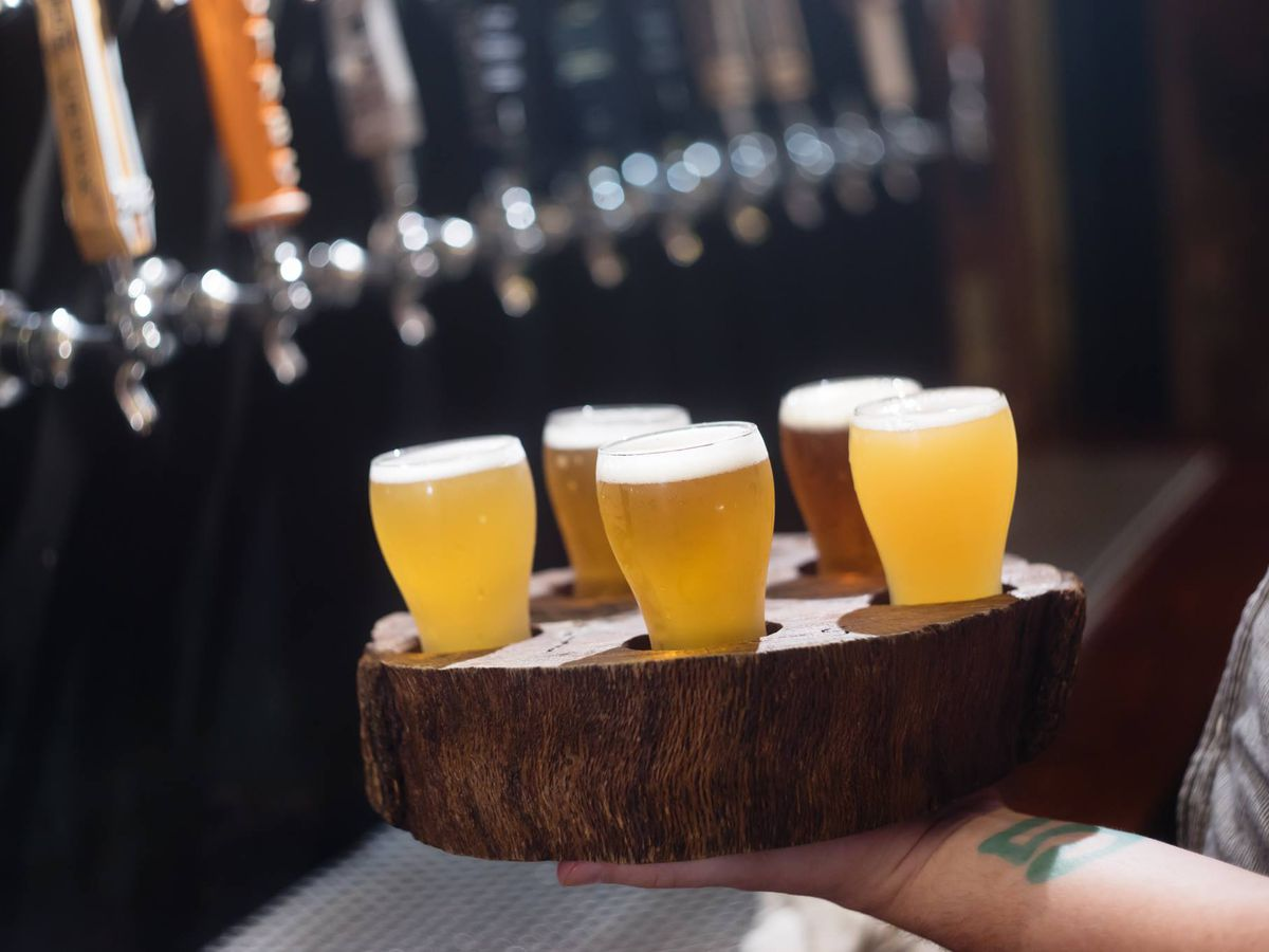 Beers from Craft Pride