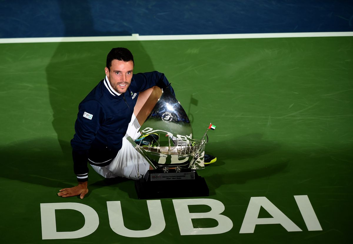 ATP Dubai Duty Free Tennis Championship - Day Six