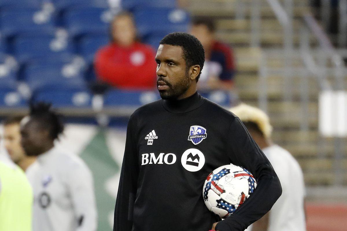 SOCCER: SEP 09 MLS - Montreal Impact at NE Revolution