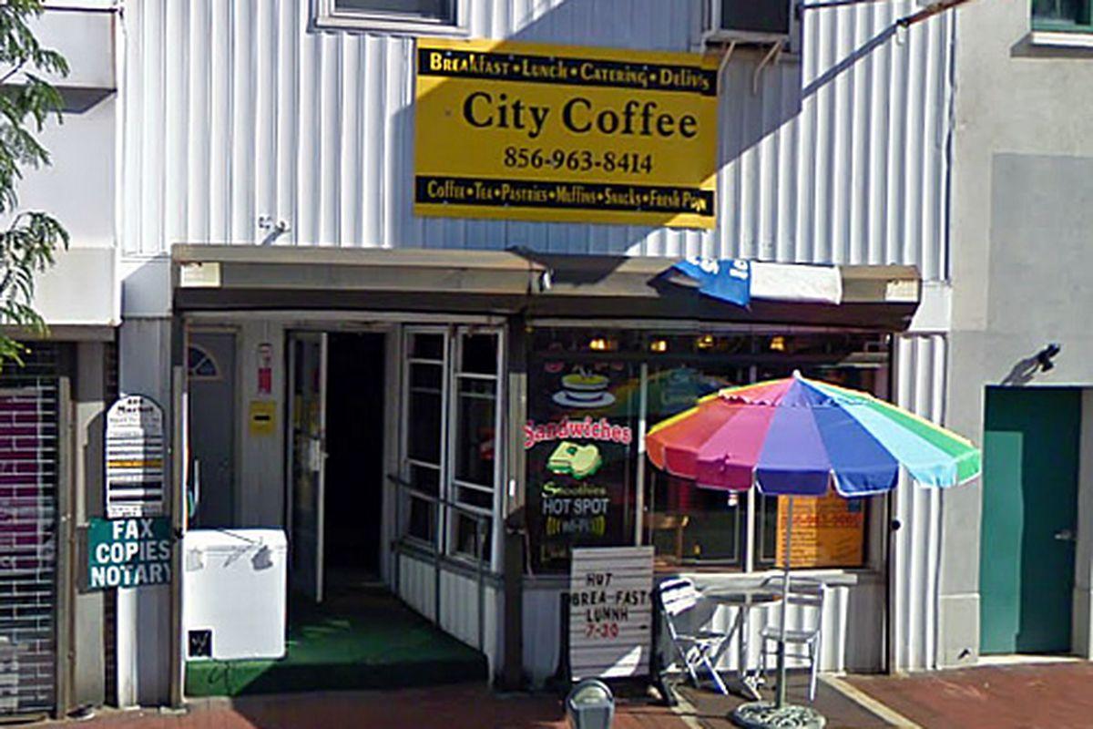 City Coffee in Camden