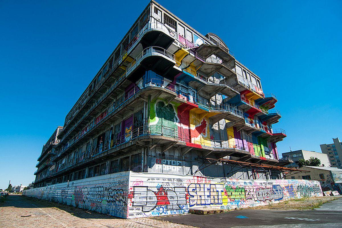 graffiti general (flickr / creative commons)